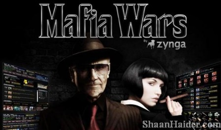 Top 10 Social Gaming Applications for Facebook - Mafia Wars