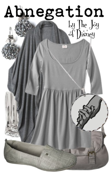 Divergent Abnegation Clothing