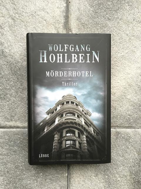 Lesung ' Mörderhotel ' von Wolfgang Hohlbein