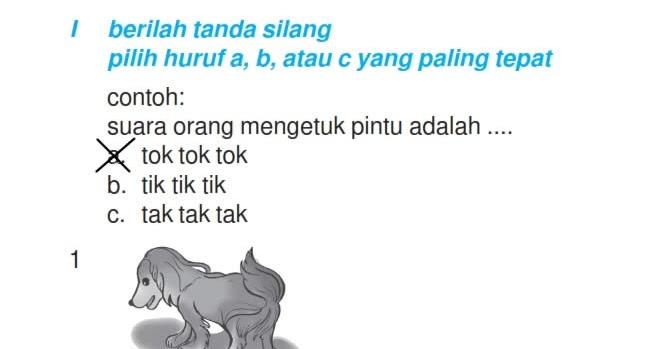 Download Soal Uts Ganjil Bahasa Indonesia Kelas 1 2015 2016 Rief Awa Blog Download Kumpulan