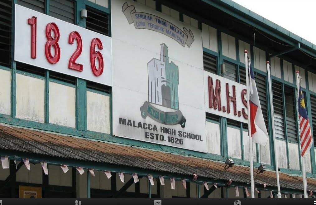 Malacca High Alumni Web Portal Site