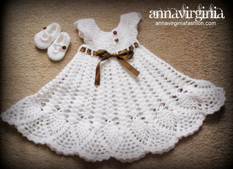 AnnaVirginia Fashion - Blessing Gown