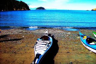 Kayaking is an adventure.