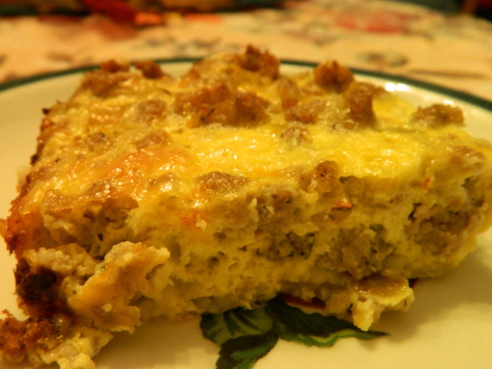 As-You-Like-It Breakfast Casserole Recipe — Dishmaps