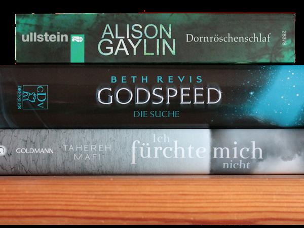 [Neuzugänge] Lang ersehnte Bücher!