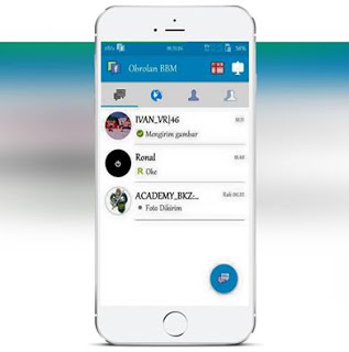 BBM Facephone Jilid 6 V2.10.0.29 Apk