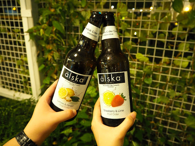 Third Place Alska Lemon & Ginger Fruit Cider Review MedTech Lunarrive Singapore Lifestyle Blog