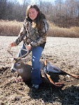 this girl loves to hunt