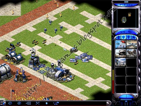 Free Download Games - Command & Conguare Red Alert 2
