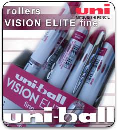 Uni-Ball rollers