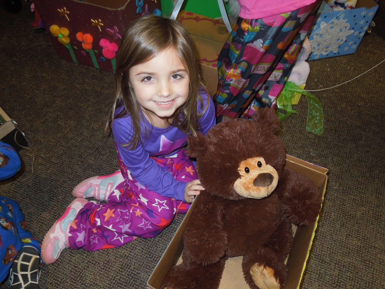 Teddy Bear Parade And Picnic on Goldfish Graphing Preschool