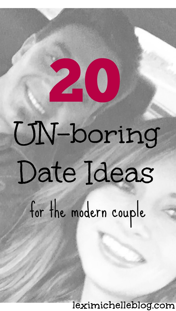 Lexi Michelle Blog: 20 Ways to Date Your Spouse