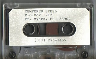 Tempered Steel Radio