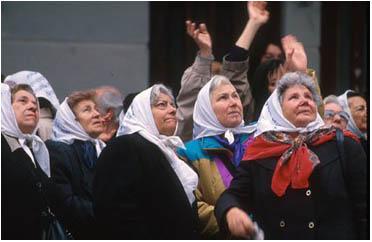 Madres de Pza. de Mayo