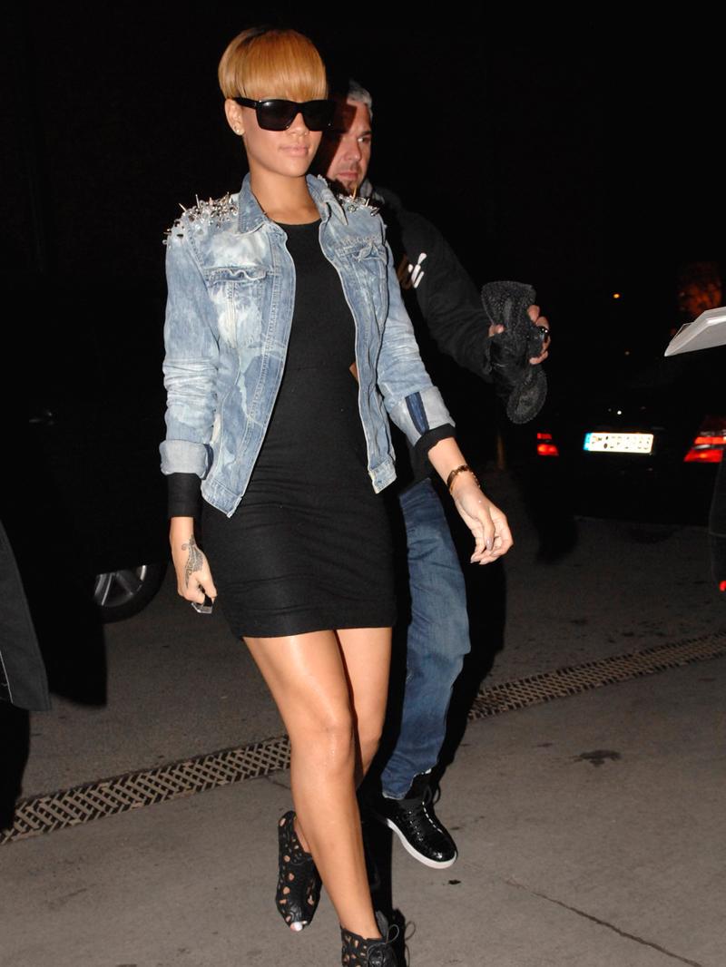 Thevelvetveil Rihanna Street Style Goddess