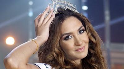 رينا شيباني ملكة جمال الكون