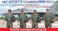 IAF AFCAT-2 examination 2015
