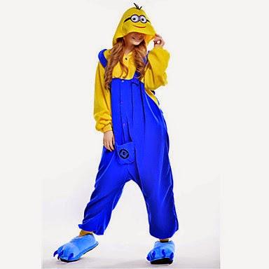 Disfraz Pijama Minion