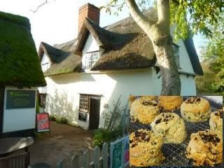 Flatford National Trust Scones