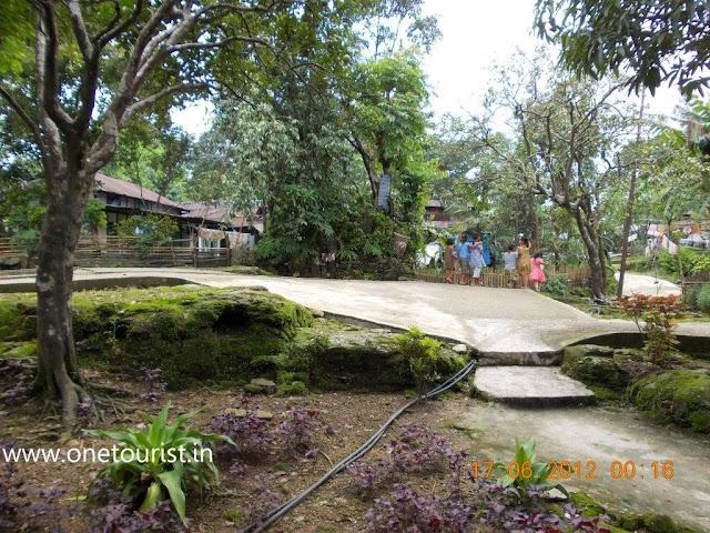 meghalaya village life