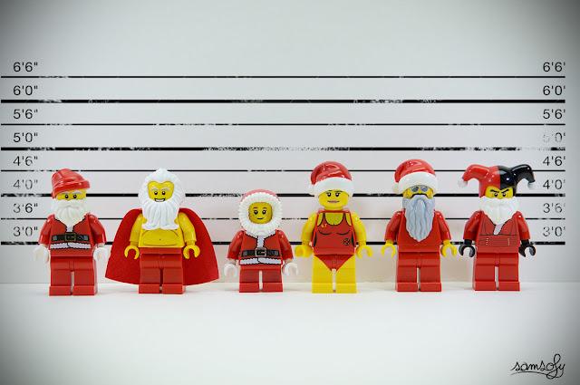 Samsofy, Legographie, Legografía, Christmas investigation
