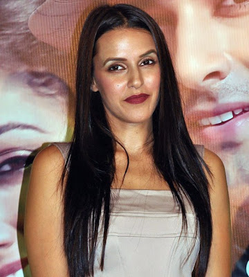Neha Dhupia Wallpaper Julie Smile
