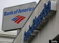 Bank of America Mortgage Department