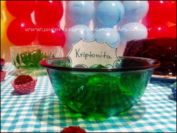 gelatina de kriptonita