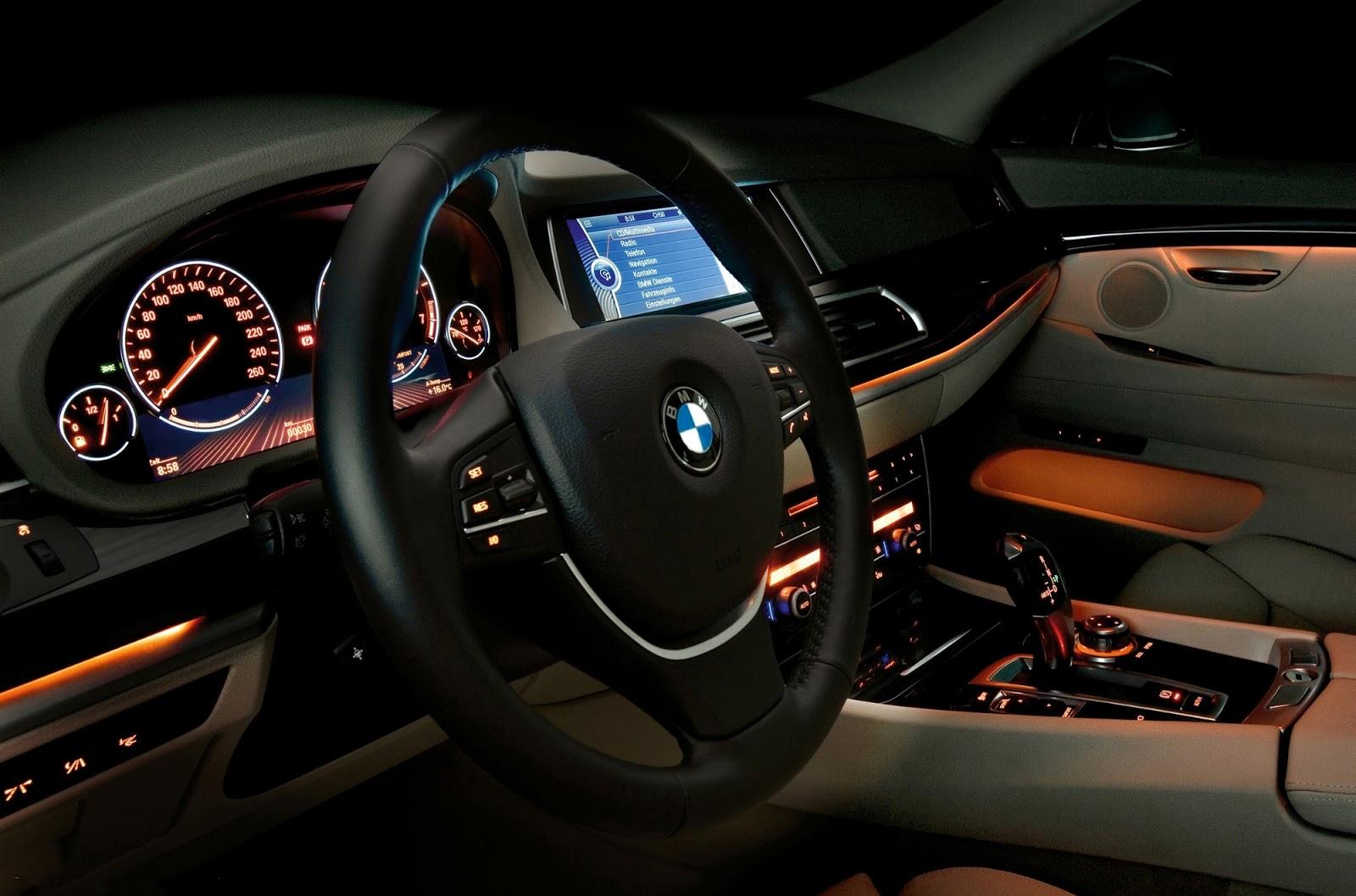 Automotive Database BMW Series Gran Turismo - 2011 bmw 535 gt