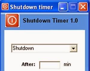 Tips Mengatur Komputer Agar Shutdown Sendiri