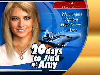 20 days to find Amy [FINAL]