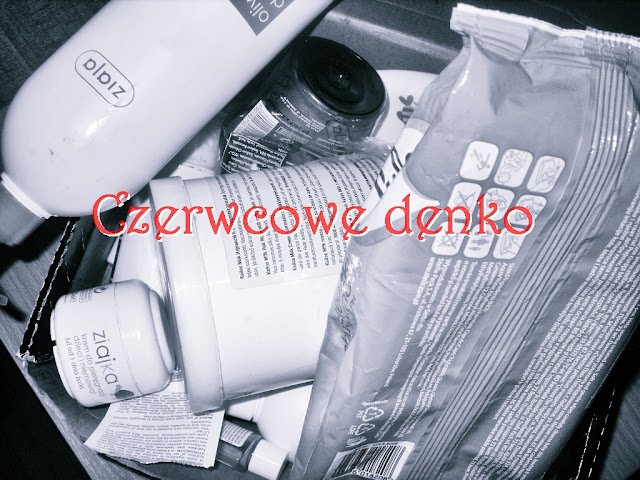 Czerwcowe denko #10