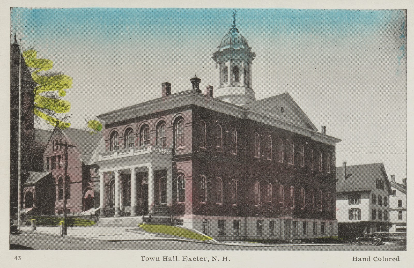 exeter office space senate imagine if the town government identified problem say lack of downtown restrooms and insufficient office space then proposed altering exeter town hall controversy 1931