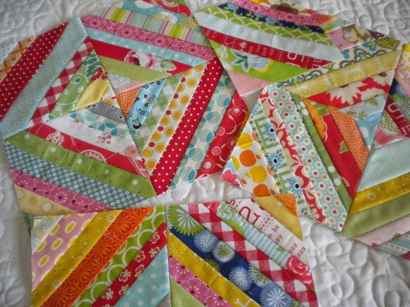 String Quilt Blocks--A Tutorial | A Quilting Life - a quilt blog : string quilting tutorial - Adamdwight.com