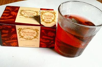 Minuman tradisional khas Jogya; minuman herbal