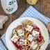 Sałatka z bakłażanem i fetą
