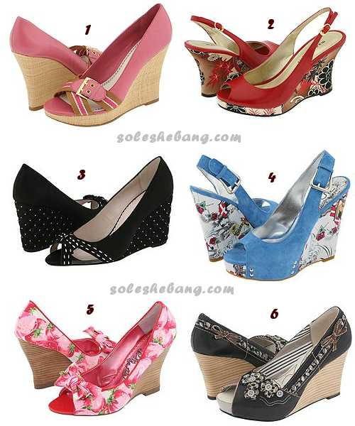 Wedges On Sale