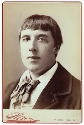 Oscar Wilde por Napoleon Sarony © National Portrait Gallery, London