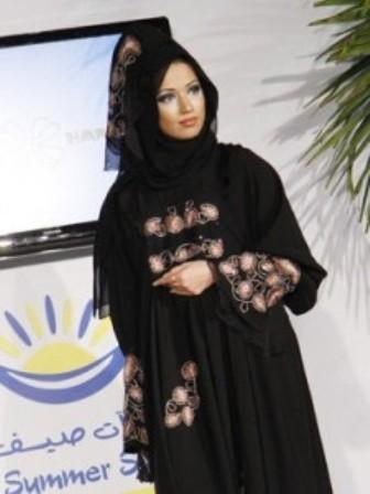 Latest-handmade-Abaya-Trend