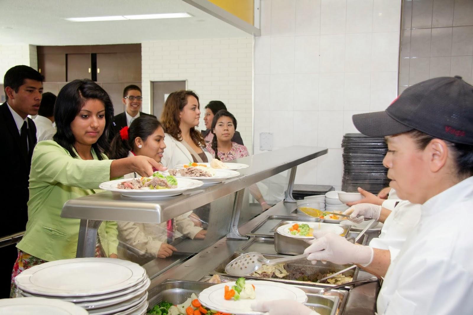 CCM Mexico MTC Cafeteria / Comedor