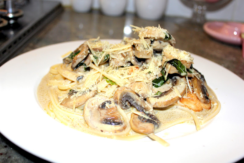 Chicken Scallopini with a Twist