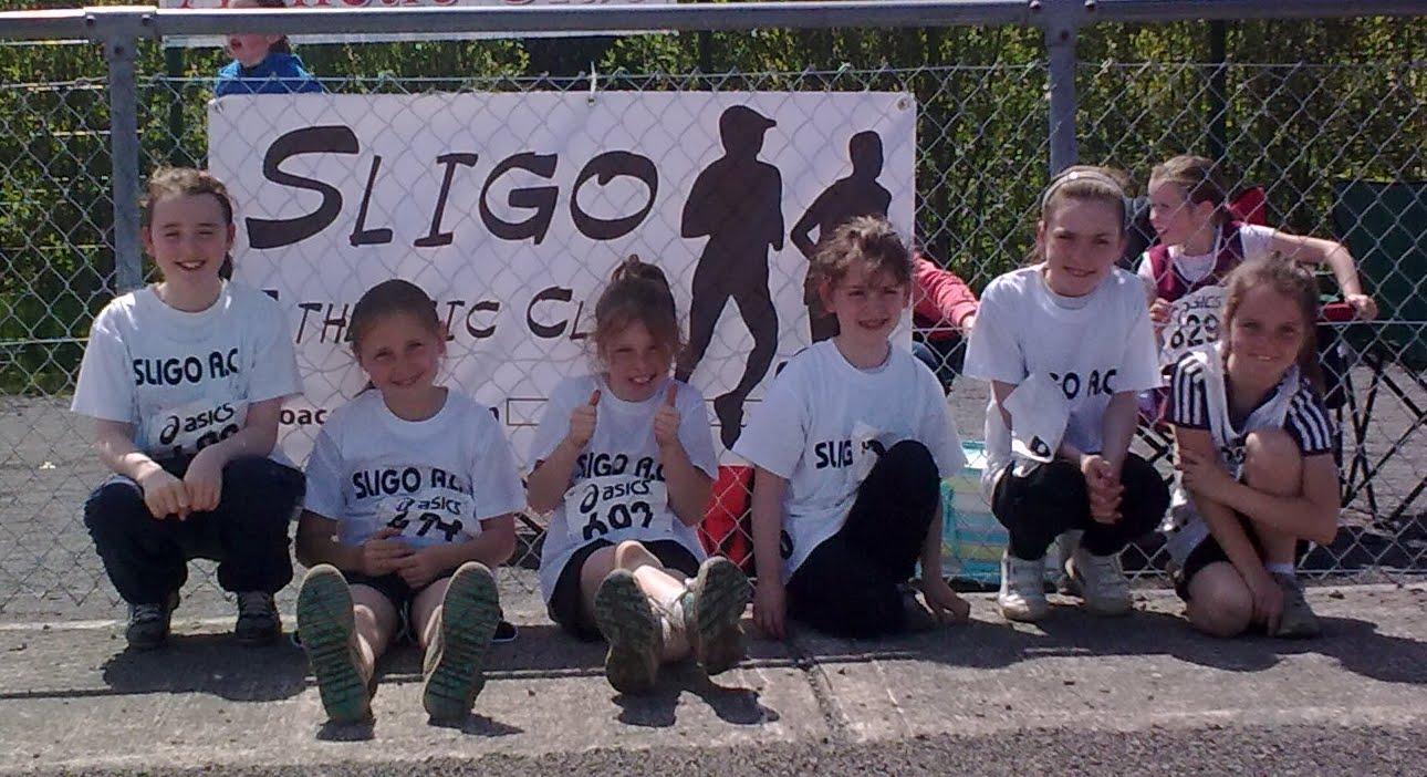 Sligo AC Competing in Connaught Team Event 4cc16d3e65