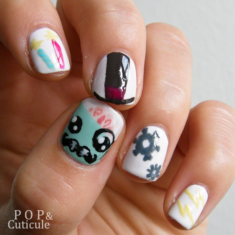 Pop & Cuticule Nailstorming