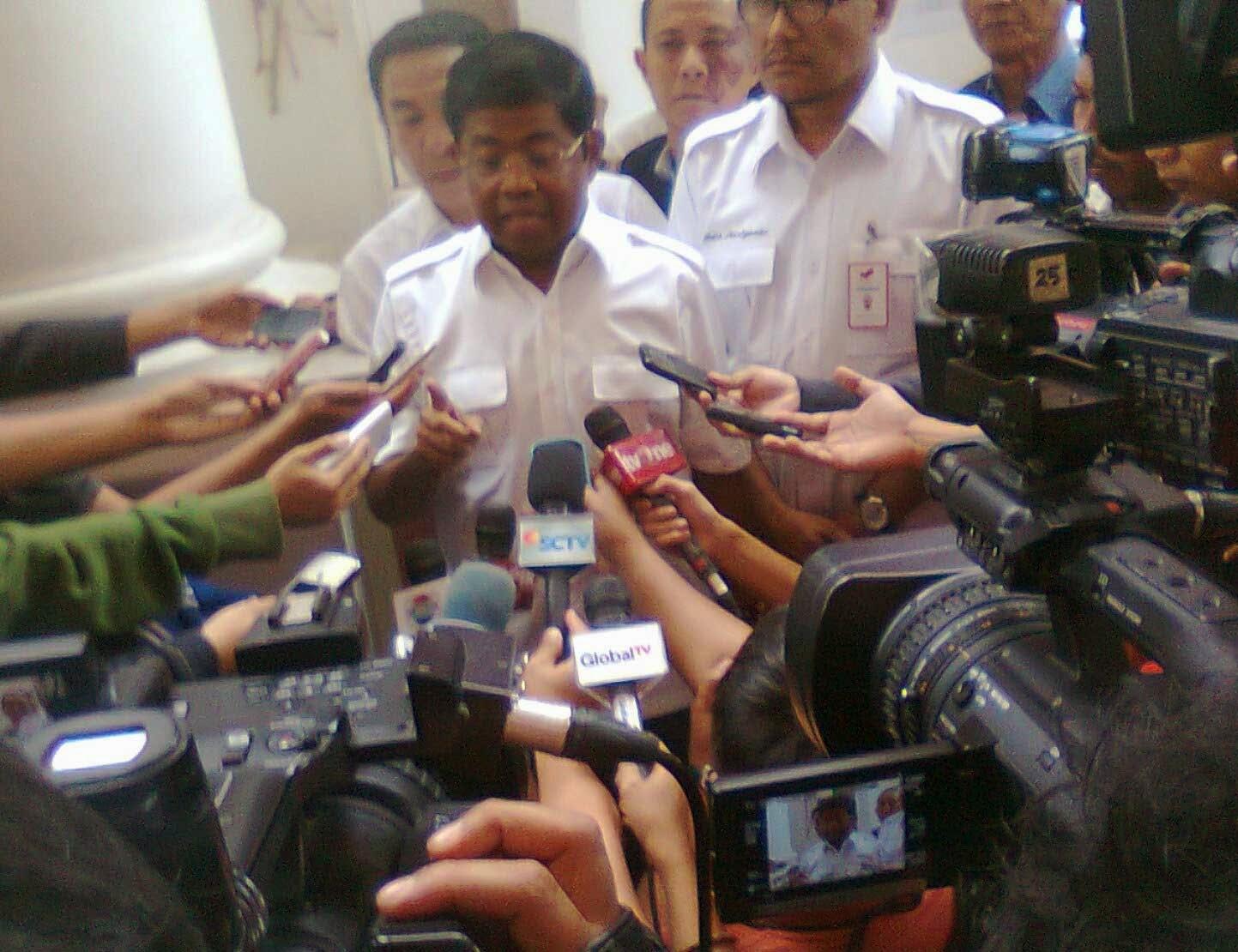 DR.Idrus Marham- Ketua Umum DPP LPM-Pernyataan Pers
