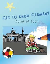 Free Coloring Book: Get to Know Germany