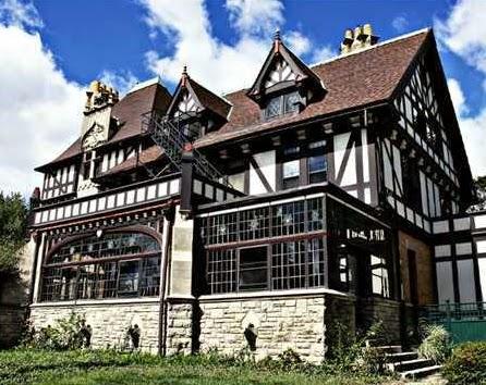 Rustbelt Preservationist Midwest Mansions Tillinghast