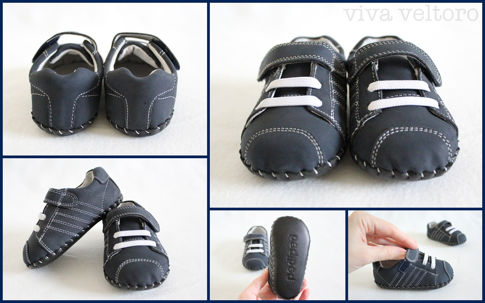 pediped shoes for little walkers. - Viva Veltoro