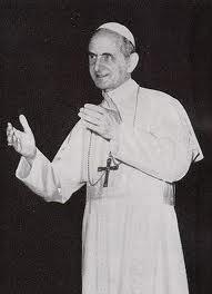 PABLO VI: Mensaje en la iglesia de la Anunciación de Nazaret (5 de enero, 1964)