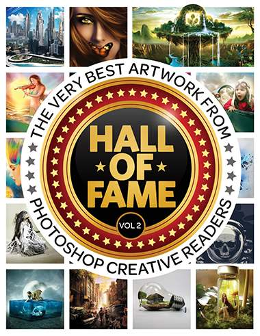 Photoshop Creative Hall of Fame Volume 2