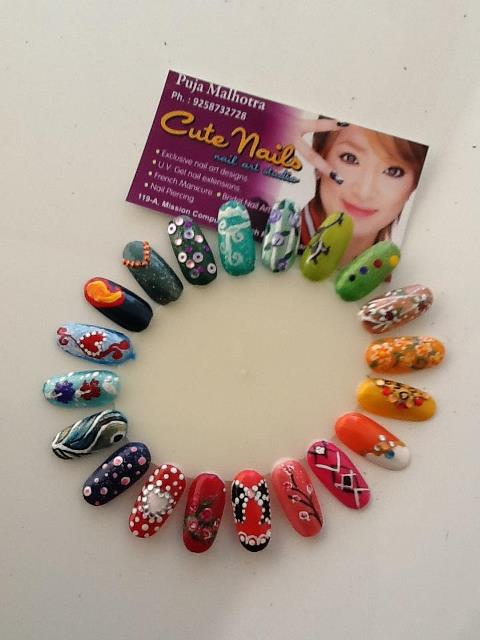 Cute Nails My Nail Art Wheels